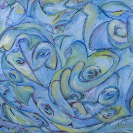 parallel lives  By Andrea Mulcahy