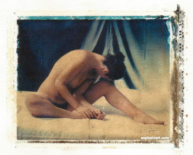 Frank Morris  'Nude Number 9', created in 2007, Original Photography Other.