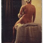 The Bather By Frank Morris