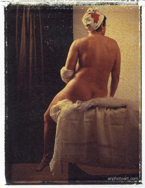 Frank Morris  'The Bather', created in 2008, Original Photography Other.
