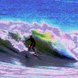 Riding the Surf By Anthony J. Loria