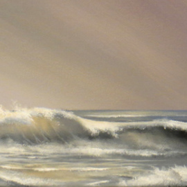 Francesco Antonietti: 'sea26', 2013 Acrylic Painting, Seascape. Artist Description:  impression ...