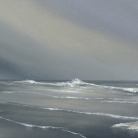 Francesco Antonietti: 'sea27', 2013 Acrylic Painting, Seascape. Artist Description:    impression   ...