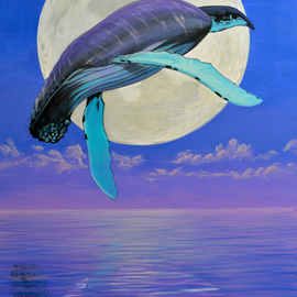 And the Whale Jumped Over the Moon