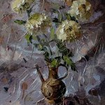 chrysanthemums By Ara Ghevondyan