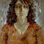 portrait of a woman By Ara Ghevondyan