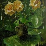 yellow roses By Ara Ghevondyan