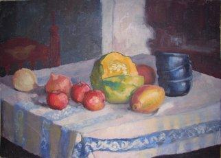 Samuel Eliu Artwork Naturaleza, 2009 Oil Painting, Still Life