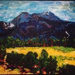 Taos Mountain, Mary Hatch