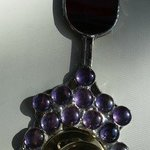 door knob escutcheon By Arnold Cecchini