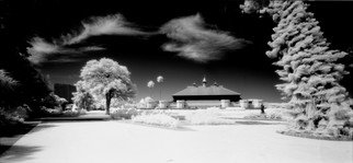 Arsen Revazov Artwork Dizzy from beauty and happines, 2012 Infrared Photograph, Cityscape