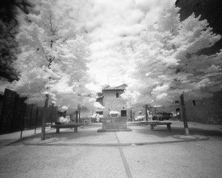 Arsen Revazov: 'Tuscany 01', 2009 Infrared Photograph, Cityscape. Artist Description: Camera Mamiya 7IIFilm Efke 820 IRLightjet Inkjet PrintingFraming on requestSigned and CertifiedEdition 3 + 1 AP...