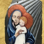 immaculate motherhood By Ges  Eli