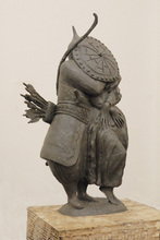 - artwork Good_bye_-1319393468.jpg - 2002, Sculpture Bronze, Figurative