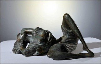 Zakir Ahmedov Artwork SUMMER, 2009 Bronze Sculpture, Nudes