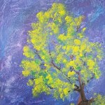shade tree By Janet Lapelusa
