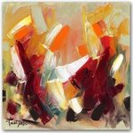 Abstract Art Sixty By Lynne Taetzsch