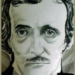 Edgar Allen Poe By Bostonarts Gallery