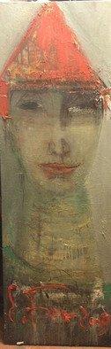 Artist: Eduard Belsky - Title: Harlequine - Medium: Oil Painting - Year: 2007