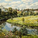 the city of suzdal By Artemis  Artists Association