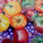 Sweet Tomatoes By Katie Puenner