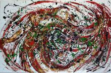 - artwork MOVEMENT-1319531648.jpg - 2011, Painting Oil, undecided