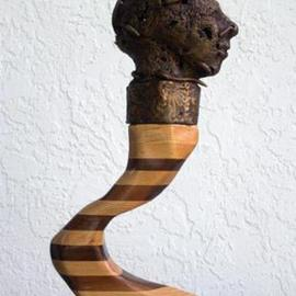 Stephanie Grimes Artwork Protoaddiction, 2005 Mixed Media Sculpture, Figurative
