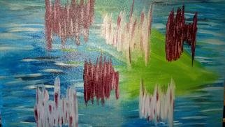Artist: Lakeisha Austin - Title: The Deep - Medium: Oil Painting - Year: 2013