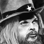 leon russell By Michael Todd