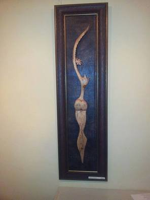 Niki Tashev Artwork  Handmade wood sculpture by Niki Tashev , 2015  Handmade wood sculpture by Niki Tashev , Erotic