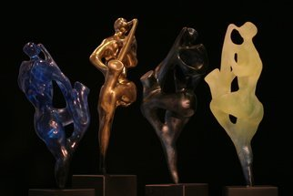 Rogier Ruys: 'SAX a GoGo ', 2013 Other Sculpture, Music. Artist Description:  Figurative Music sculpture ...