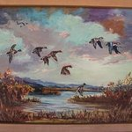 Mallards in the Marsh By Judith Smith Wilson