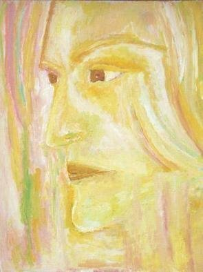 Palle Jensen Artwork Christ, 2003 Acrylic Painting, Figurative
