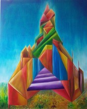 - artwork Babel-1178925527.jpg - 2007, Painting Oil, Other