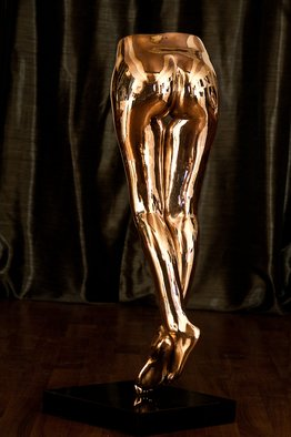 Artur Kalinski Artwork Perfect Body, 2016 Bronze Sculpture, Body