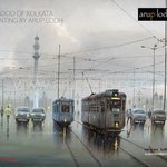 a cloudy day in kolkata By Arup Lodh
