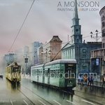 a monsoon kolkata By Arup Lodh