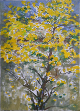 - artwork Mimosa-1273770478.jpg - 2010, Painting Oil, undecided