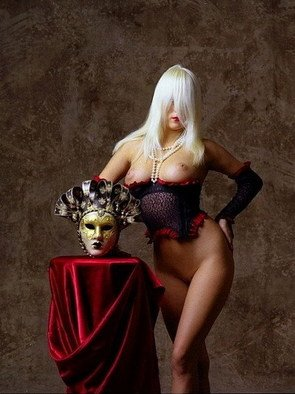 Theaterofcrueltynoh Assakra Artwork DOLL, 2005 Color Photograph, Nudes