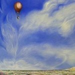 Hot Air Balloon By Austen Pinkerton