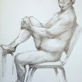 john seated number 8  By Austen Pinkerton