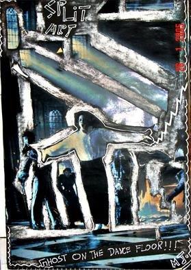 Avinash Shamdasani Artwork Gosts, 2005 Gosts, Figurative