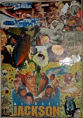 Avinash Shamdasani Artwork Heal The World, 2005 Heal The World, Figurative