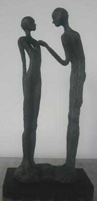 Avril Ward Artwork heart strings, 2014 heart strings, Figurative