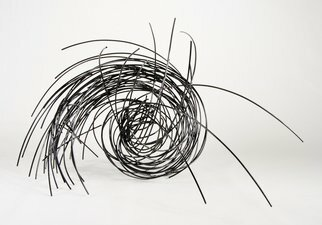 Andrea Waxman Mulcahy: 'Emergence', 2011 Steel Sculpture, undecided.