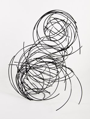Andrea Waxman Mulcahy Artwork Occluded Front, 2011 Steel Sculpture, undecided
