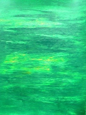 Greg Gierlowski: 'Greenpeace of mind', 2010 Acrylic Painting, Abstract.  Thinking ecologicaly described visualy ...