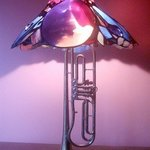 Miles Davis Lamp3 By Greg Gierlowski