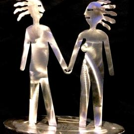 primitive couple