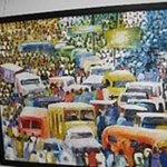 People traffic By Ben Adedipe